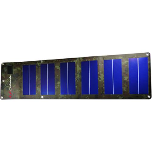 Schumacher Folding 6W Solar Panel