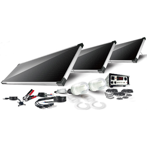 Schumacher 54 Watt Solar Panel Kit