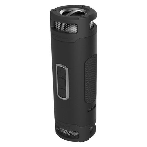 Scosche boomBOTTLE+ Portable Speaker (Black/Space Gray)
