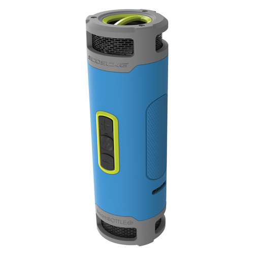 Scosche boomBOTTLE+ Portable Speaker (Sport Blue)