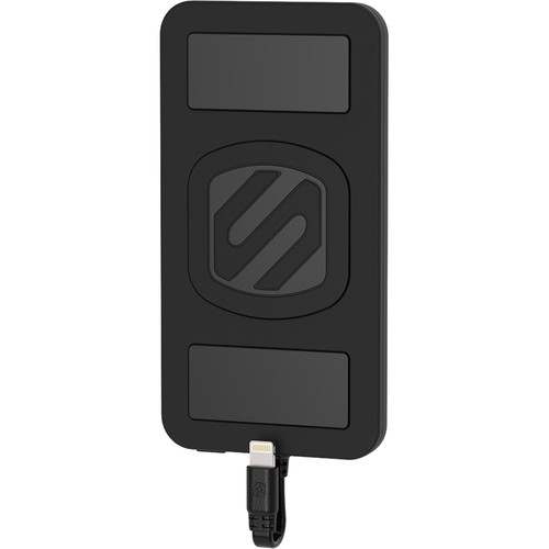 Scosche MagicMount PowerBank Lightning 4000mAh Battery Pack (Black)