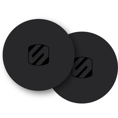 Scosche MagicPlates for PopSockets and MagicMount Systems (2-Pack)