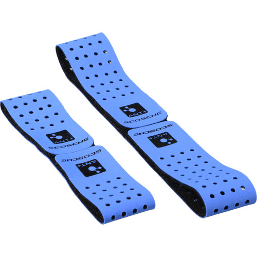 Scosche Large and Small Replacement Straps for Rhythm+ (Blue)