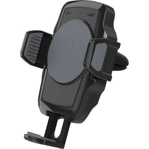 Scosche MagicMount VentMount Qi Wireless Charging Car Air Vent Mount