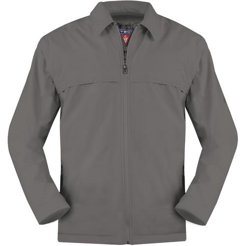 SCOTTeVEST Sterling Jacket for Men (Large, Fog)