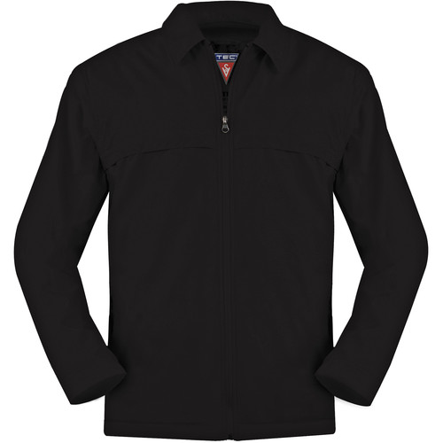 SCOTTeVEST Sterling Jacket for Men (Large Tall, Black)