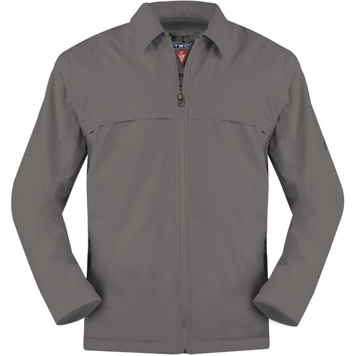 SCOTTeVEST Sterling Jacket for Men (Medium, Fog)