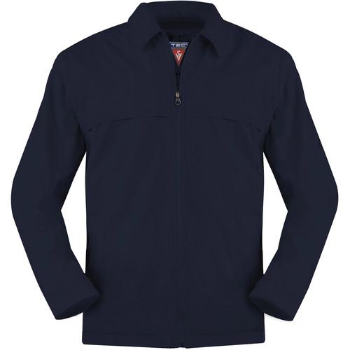 SCOTTeVEST Sterling Jacket for Men (Small, Navy)