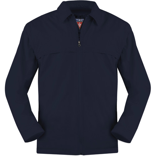 SCOTTeVEST Sterling Jacket for Men (X-Large, Navy)