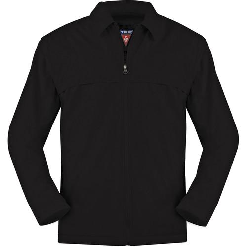 SCOTTeVEST Sterling Jacket for Men (X-Large Tall, Black)