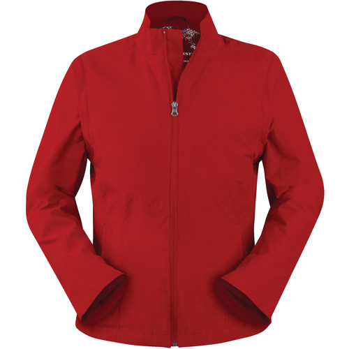 SCOTTeVEST Sterling Jacket for Women (Medium, Red)
