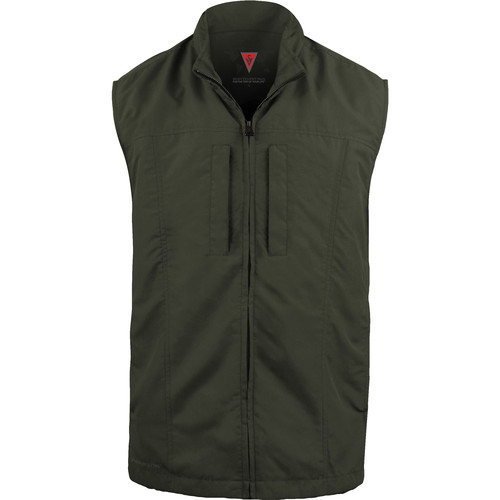 SCOTTeVEST Travel Vest for Men (Large, Olive)