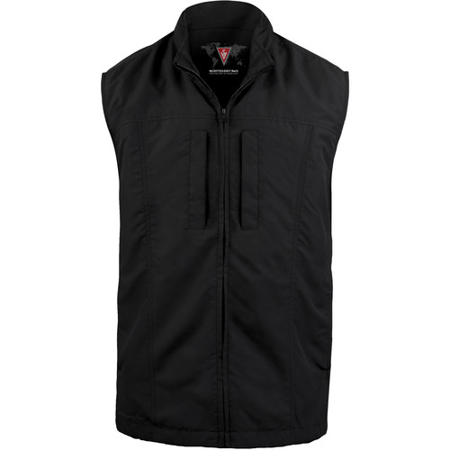 SCOTTeVEST Travel Vest for Men (Small, Black)