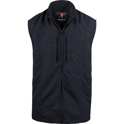 SCOTTeVEST Travel Vest for Men (XXL, Navy)