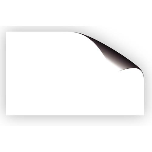 "Screenline SA434PFR ScreenApp 48.0 x 170.2"" Whiteboard Adhesive Film Screen"