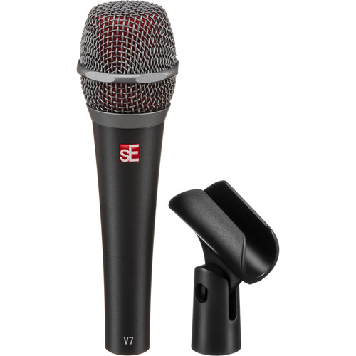 sE Electronics V7 Supercardioid Dynamic Handheld Microphone