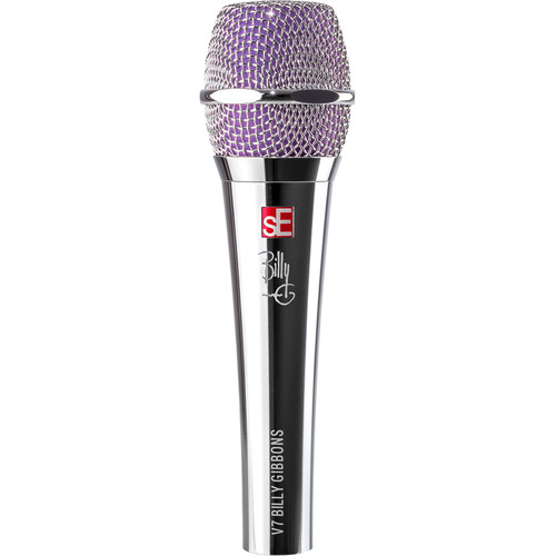 sE Electronics V7 BFG Billy Gibbons Signature Series Supercardioid Dynamic Handheld Microphone