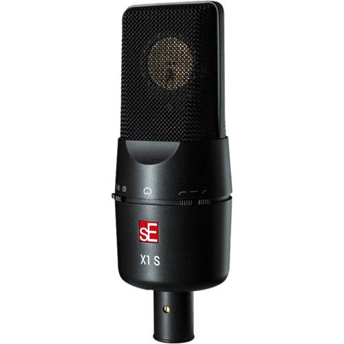 sE Electronics X1 S Large-Diaphragm Cardioid Condenser Microphone