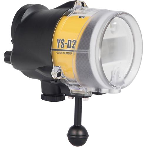Sea & Sea YS-D2J Underwater Strobe (Yellow)