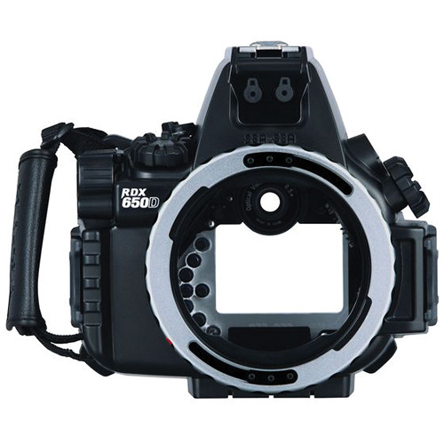 Sea & Sea RDX-650D Underwater Housing for Canon EOS Rebel T4i/T5i Cameras