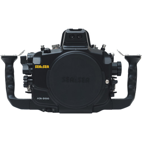Sea & Sea MDX-D500 Underwater Housing for Nikon D500