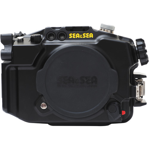 Sea & Sea MDX-a6300 Underwater Housing for Sony Alpha a6500, a6300, or a6000 (Black)
