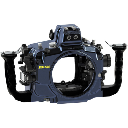 Sea & Sea MDX-D500 Underwater Housing for Nikon D500 (Limited Edition Blue)