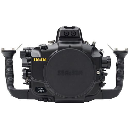 Sea & Sea MDX-D850 Housing for Nikon D850