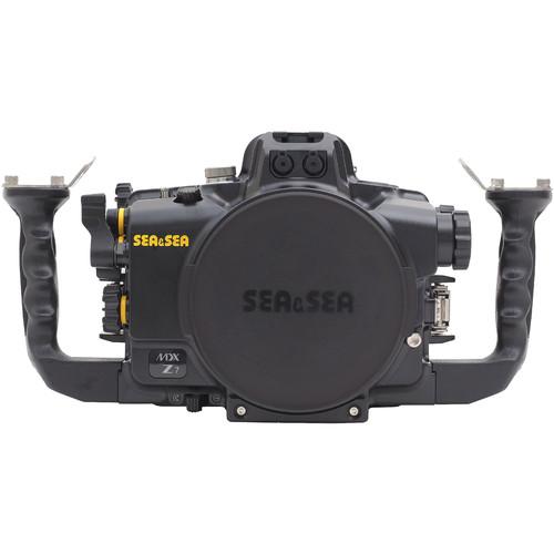 Sea & Sea MDX-Z7 Housing for Nikon Z7 and Z6 Mirrorless Digital Cameras