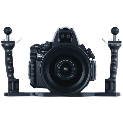 Sea & Sea RDX-650D Underwater Housing & Standard Port for Canon Rebel T4i / T5i