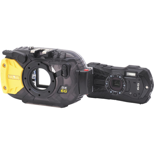 Sea & Sea DX-6G Camera & Housing Set