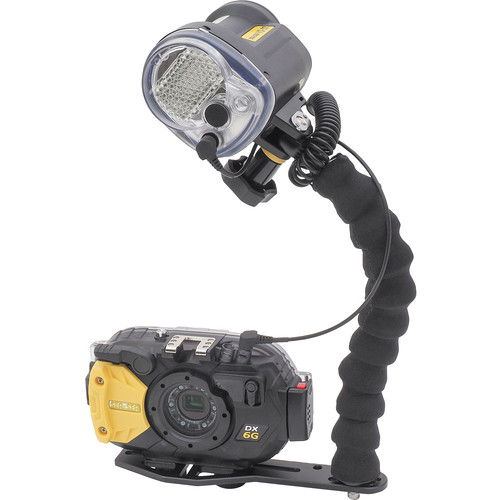 Sea & Sea DX-6G Camera & Housing Set with YS-03 Lighting Package