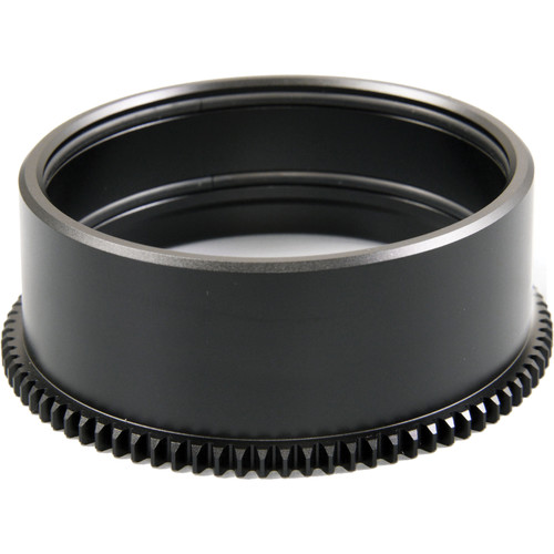 Sea & Sea Focus Gear for Nikon AF-S 16-35mm f/4G ED VR Lens in Port on MDX Housing