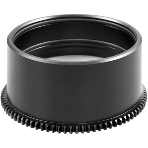 Sea & Sea Zoom Gear for Sony FE 28-70mm f/3.5-5.6 OSS Lens in Port on MDX Housing