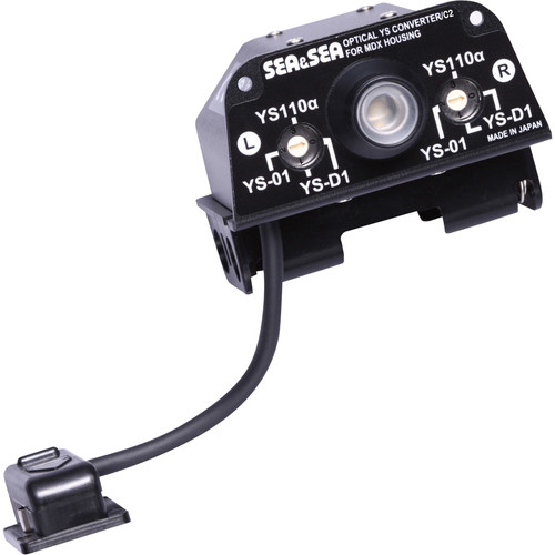 Sea & Sea Optical YS Converter/C2 for MDX-7DMK II Camera Housing