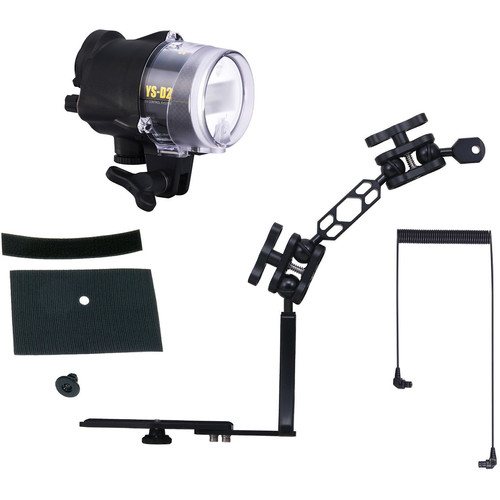 Sea & Sea YS-D2 Lighting Pack with Strobe and Sea Arm 8