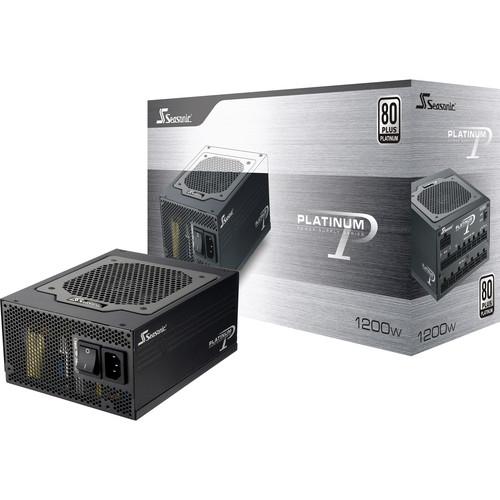 SeaSonic Electronics Platinum Series SS-1200XP3 1200W 80 Plus Platinum Modular Power Supply