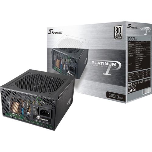 SeaSonic Electronics Platinum Series SS-860XP2 860W 80 Plus Platinum Modular Power Supply
