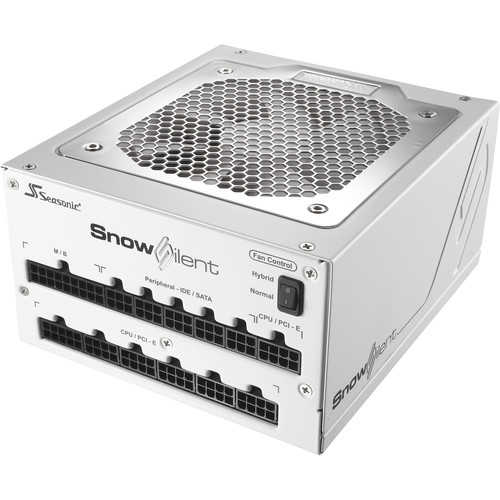 SeaSonic Electronics Snow Silent-750 Active PFC 750W Power Supply Unit