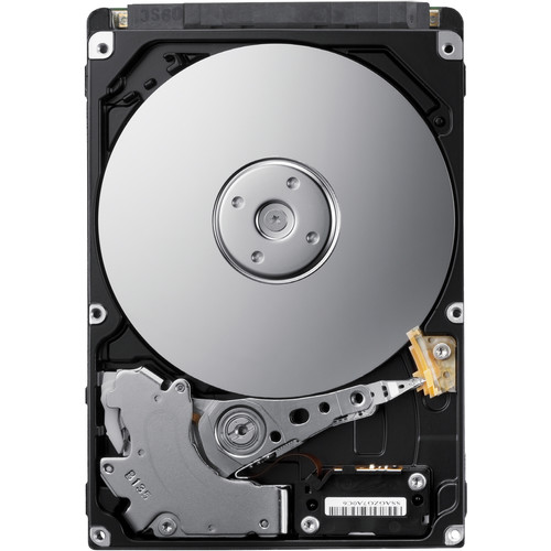 """Seagate 500GB Spinpoint M8 ST500LM012 2.5"""" Internal Hard Drive (OEM)"""