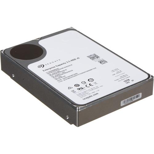 """Seagate 10TB Enterprise Capacity 7200 rpm SAS III 3.5"""" Internal HDD"""