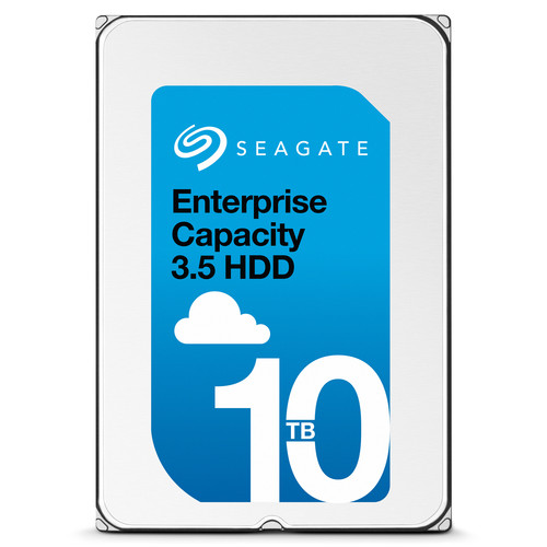 "Seagate 10TB 7200 rpm SATA 6 Gb/s 3.5"" Internal Enterprise Hard Drive"