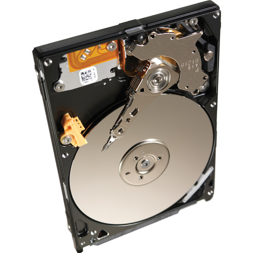 """Seagate 2TB Spinpoint M9T 2.5"""" Mobile SATA Internal Hard Drive (OEM)"""