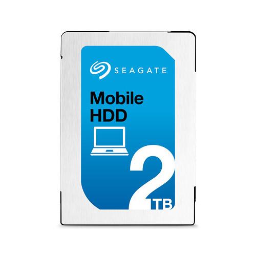 "Seagate 2TB Mobile SATA III 2.5"" Internal HDD"