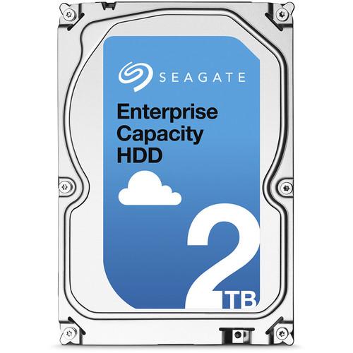 """Seagate 2TB Enterprise Capacity 7200rpm SAS III 3.5"""" Internal HDD"""