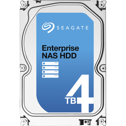 "Seagate 4TB 3.5"" Enterprise NAS Internal HDD (OEM)"