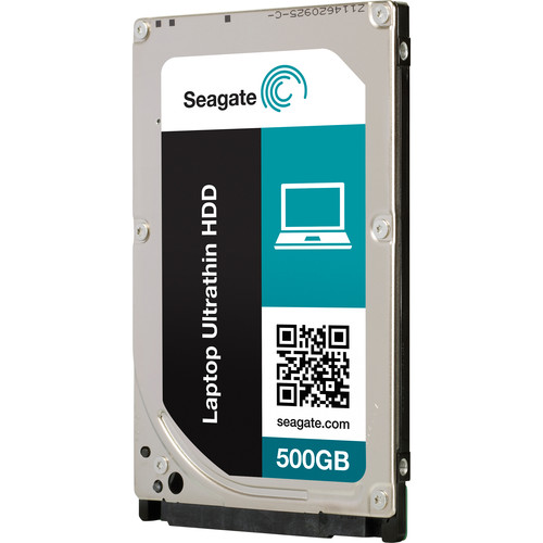 Seagate 500GB Laptop Thin Internal Hard Disk Drive (OEM)