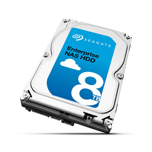 "Seagate 8TB NAS 7200rpm SATA III 3.5"" Internal HDD (OEM)"
