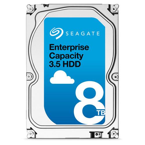 Seagate 8TB Enterprise Capacity 4K Native 7200rpm SATA III Internal Drive