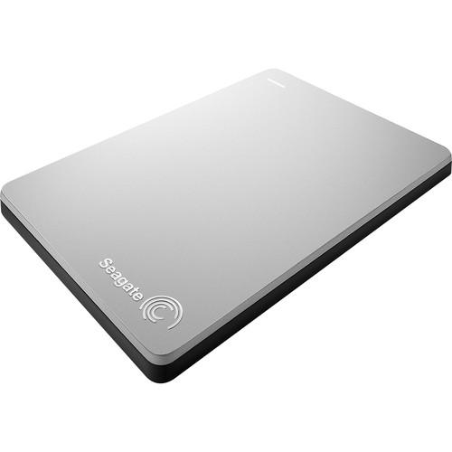 Seagate 500GB Backup Plus Slim Portable Drive for Mac
